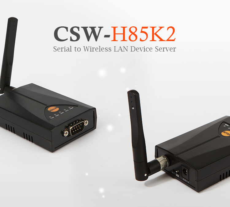 rs232 rs422 rs485 to wifi converter csw h85k2